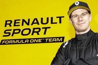© Renault - Hulkenberg va-t-il redonner des couleurs à Renault ?