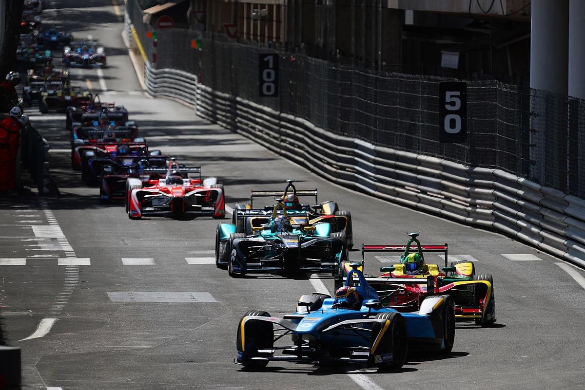 © FIA/Formula E - Sébastien Buemi, avec autorité en Principauté