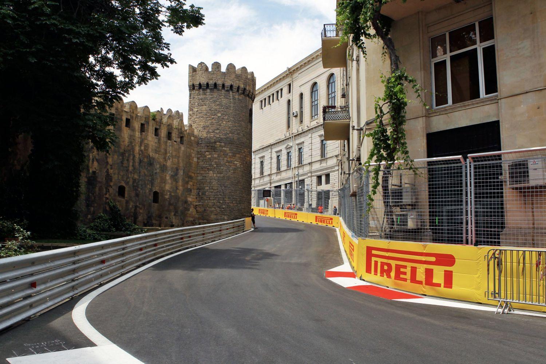 Le GP d'Azerbaïdjan, premier Grand Prix à annoncer le huis clos