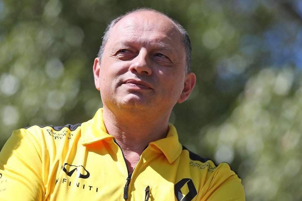 Après Renault, Frédéric Vasseur se lance dans un nouveau défi