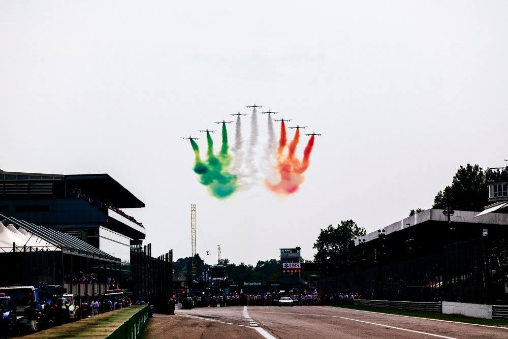 © Ferrari - L'Italie va conserver son Grand Prix