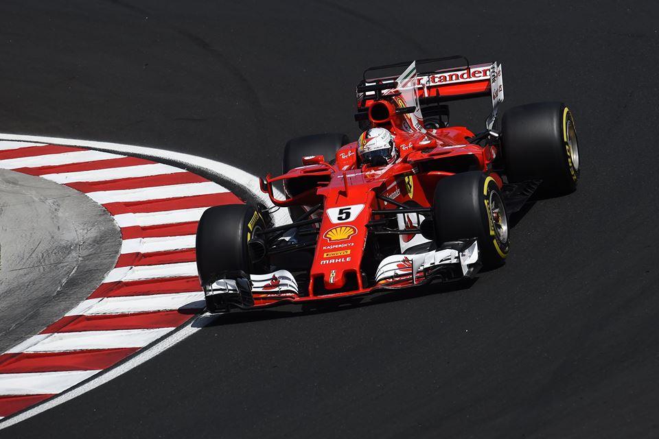 © Scuderia Ferrari - Les cloches sonnent à Maranello pour ce doublé hongrois estampillé Ferrari !