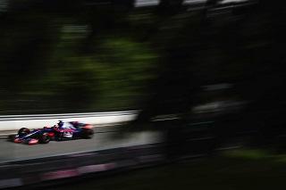 © Toro Rosso - Une sombre course pour Daniil Kvyat