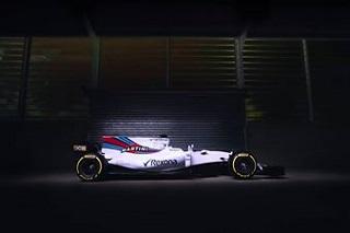 © Williams - La version définitive de la FW40 a été présentée