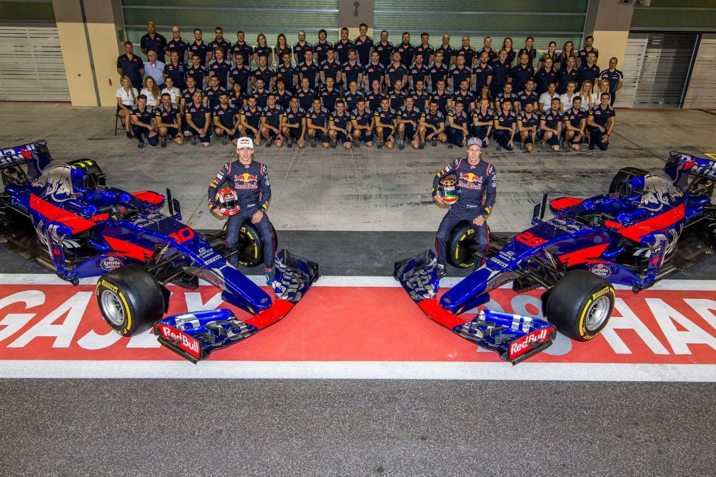 © Getty - Il v a y avoir du changement chez Toro Rosso