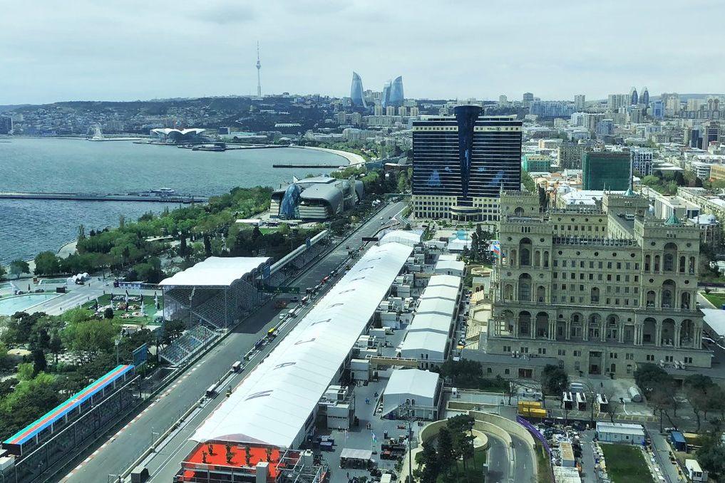 © Bakou - Trois nouveaux Grand Prix officiellement annulés