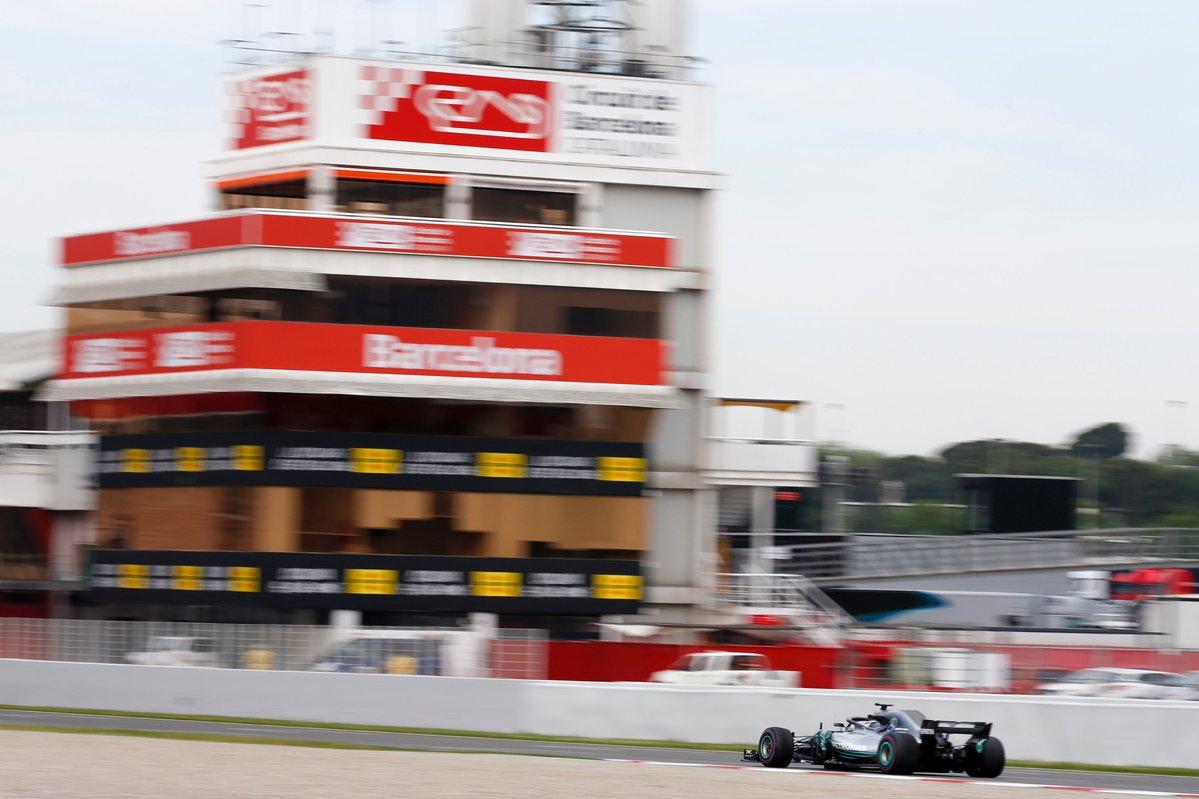 © Pirelli Motorsport - Bottas passe de la seconde place en GP à la première en essais privés