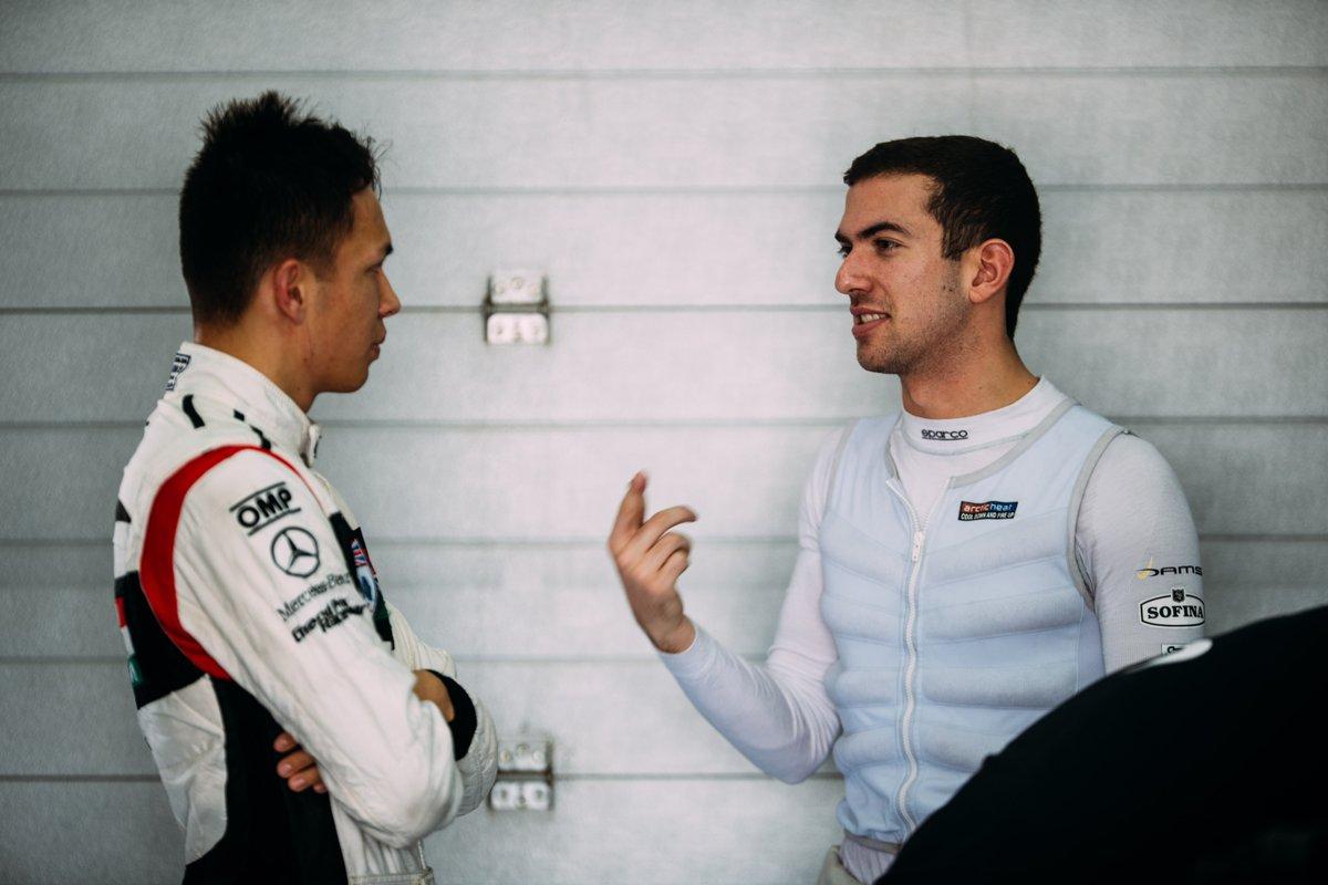 La Formule 2 de nouvelle génération fait ses débuts à Bahreïn
