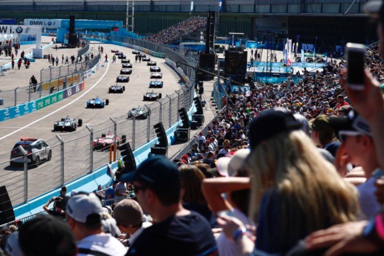 © ABB Formula E - Il y a longtemps que le mur est tombé entre Berlin et la Formule E