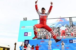 © FIA - Marrakech réussit décidément bien à Felix Rosenqvist