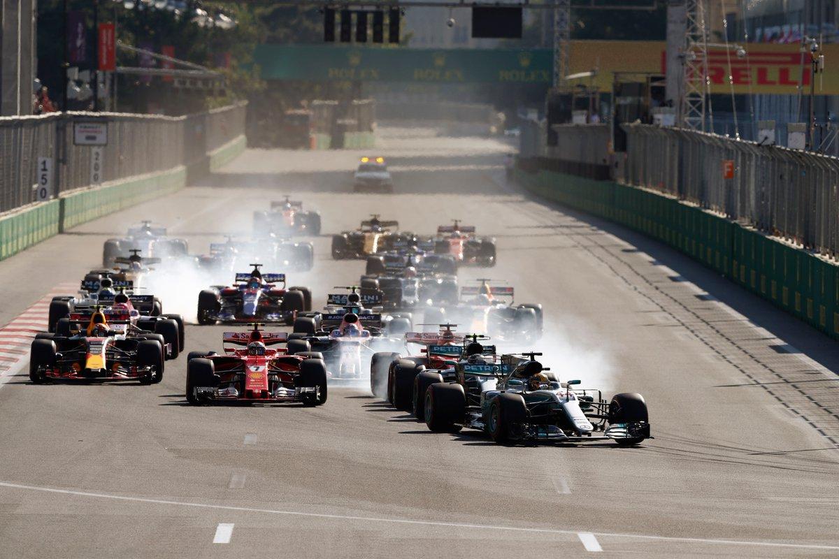 © Formula 1 - Chase Carey se veut rassurant