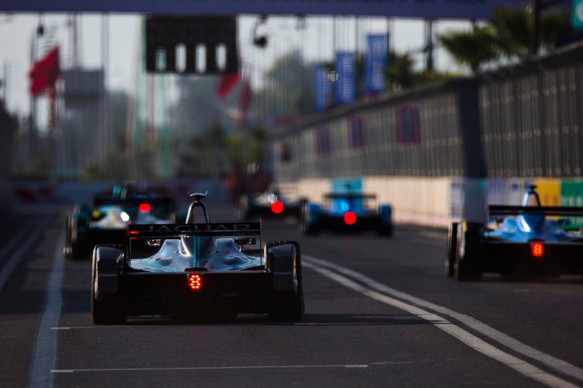 © FIA - Petite balade Marocaine pour la Formule E