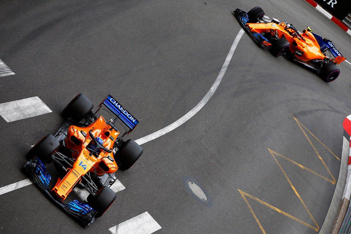 © McLaren - McLaren au Mans ou a Indianapolis dans le futur ?