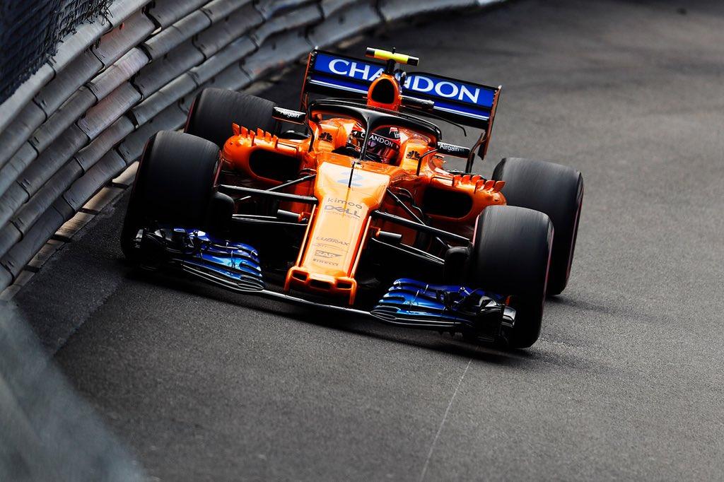 © McLaren - FxPro nouveau sponsor de McLaren