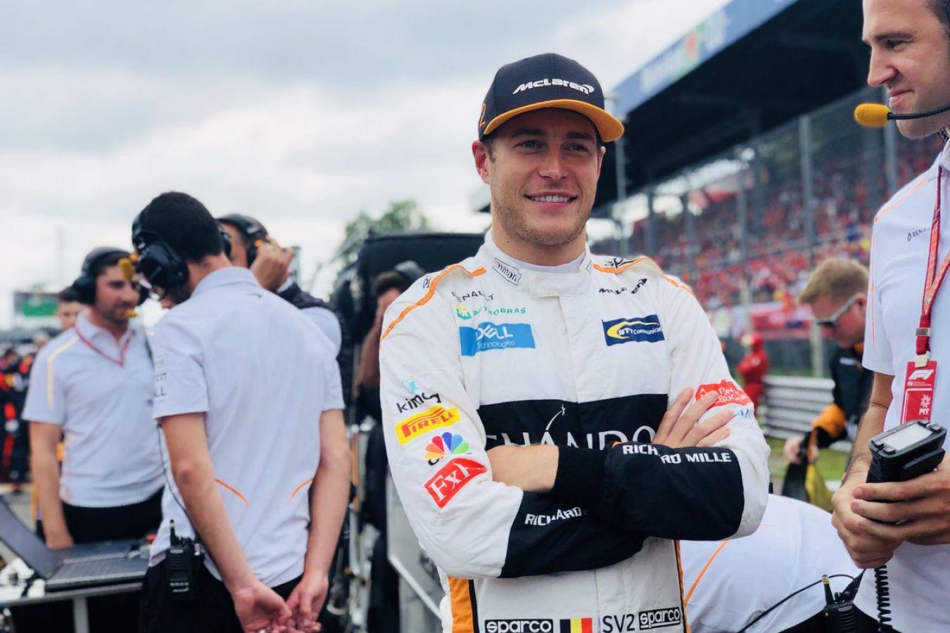 © McLaren - Stoffel Vandoorne pourrait garder un pied en F1