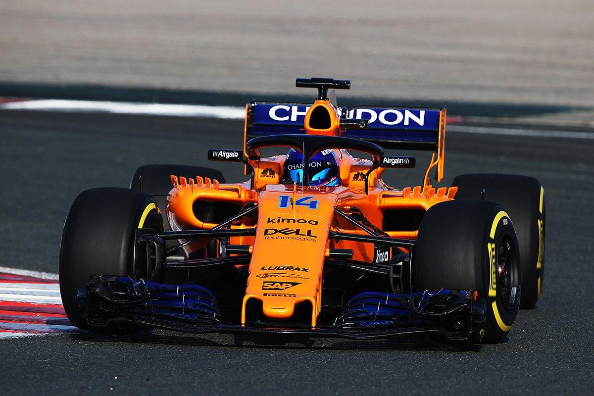 © McLaren - La première monoplace issue du partenariat McLaren-Renault se dévoile
