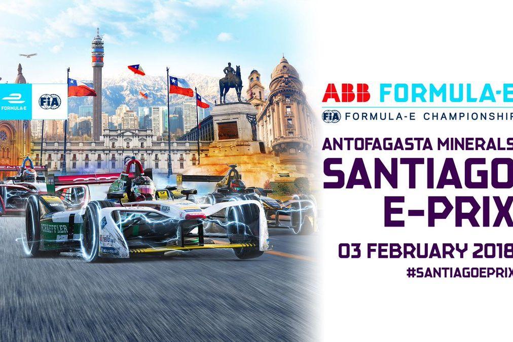 © Audi Formule E - Le Chili est prêt pour la course électrique
