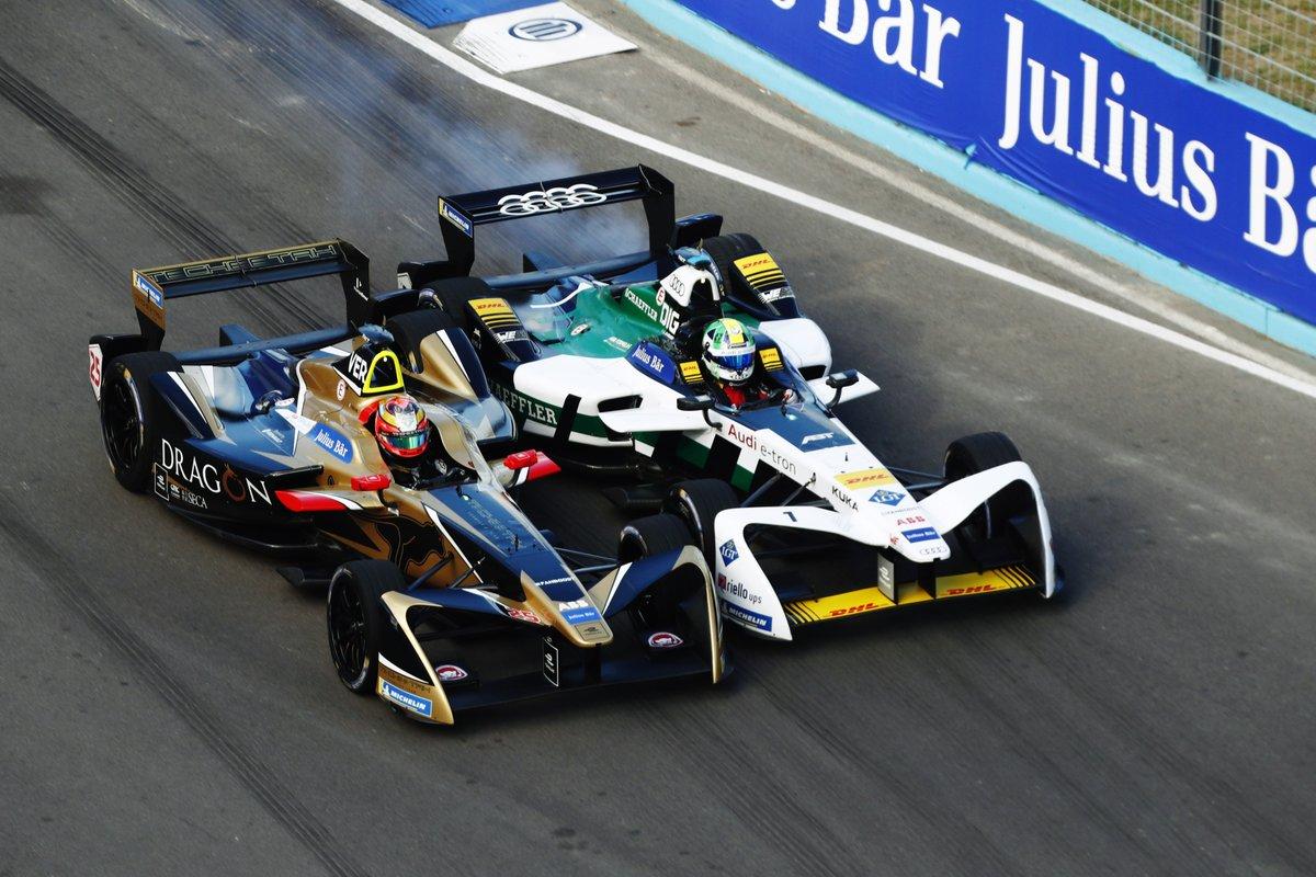 © ABB Formula E - Deuxième victoire cette saison pour Vergne