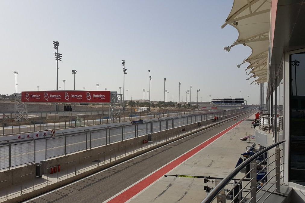 © F2- La F1 va utiliser le tracé extérieur pour le Grand Prix de Sakhir