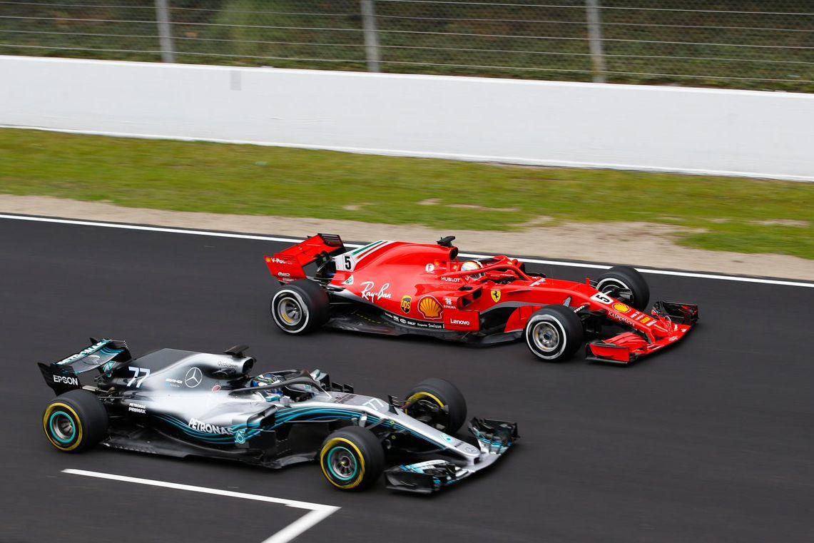 © Mercedes-AMG F1- Le duel Ferrari Mercedes recommence déjà
