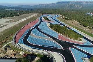 © Drone06 - L'asphalte est refait à neuf sur le circuit