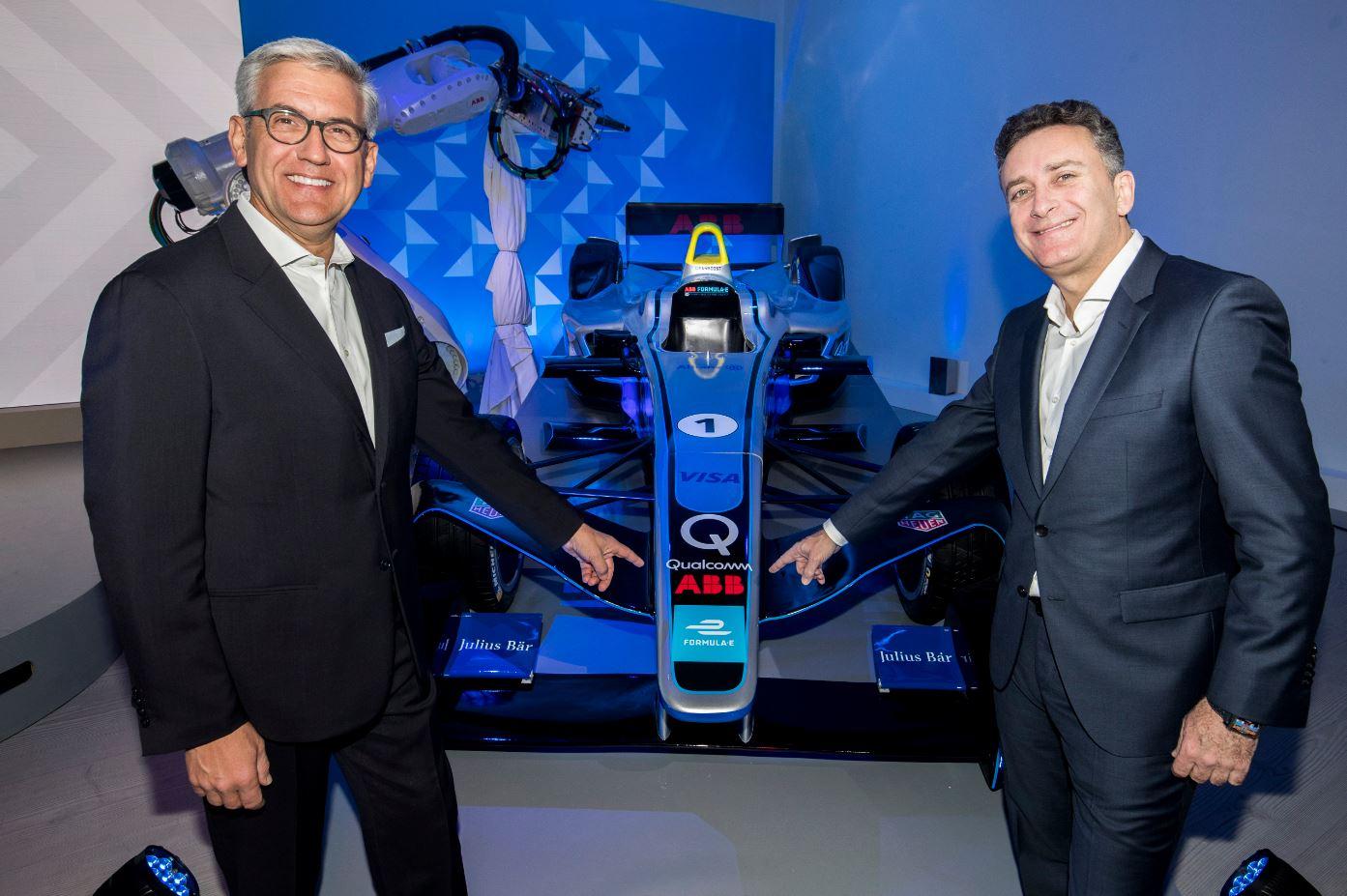 © FIA Formule E - Nouveau renfort de poids pour Alejandro Agag et la Formule E