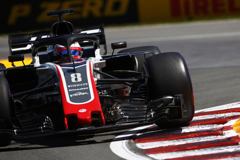 © Haas - Haas commence à attirer des sponsors extérieurs