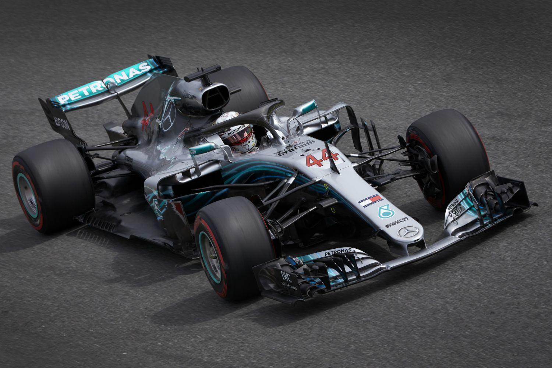 © Mercedes - Lewis Hamilton a su retourner la situation en sa faveur
