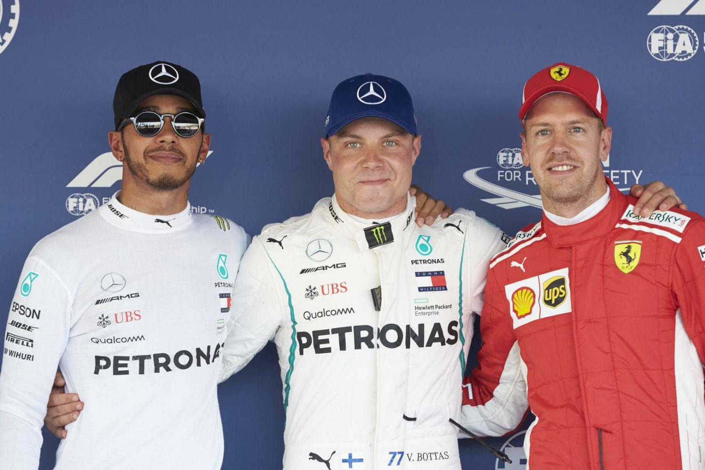 © Mercedes - La tâche va être ardue pour Sebastian Vettel en Russie