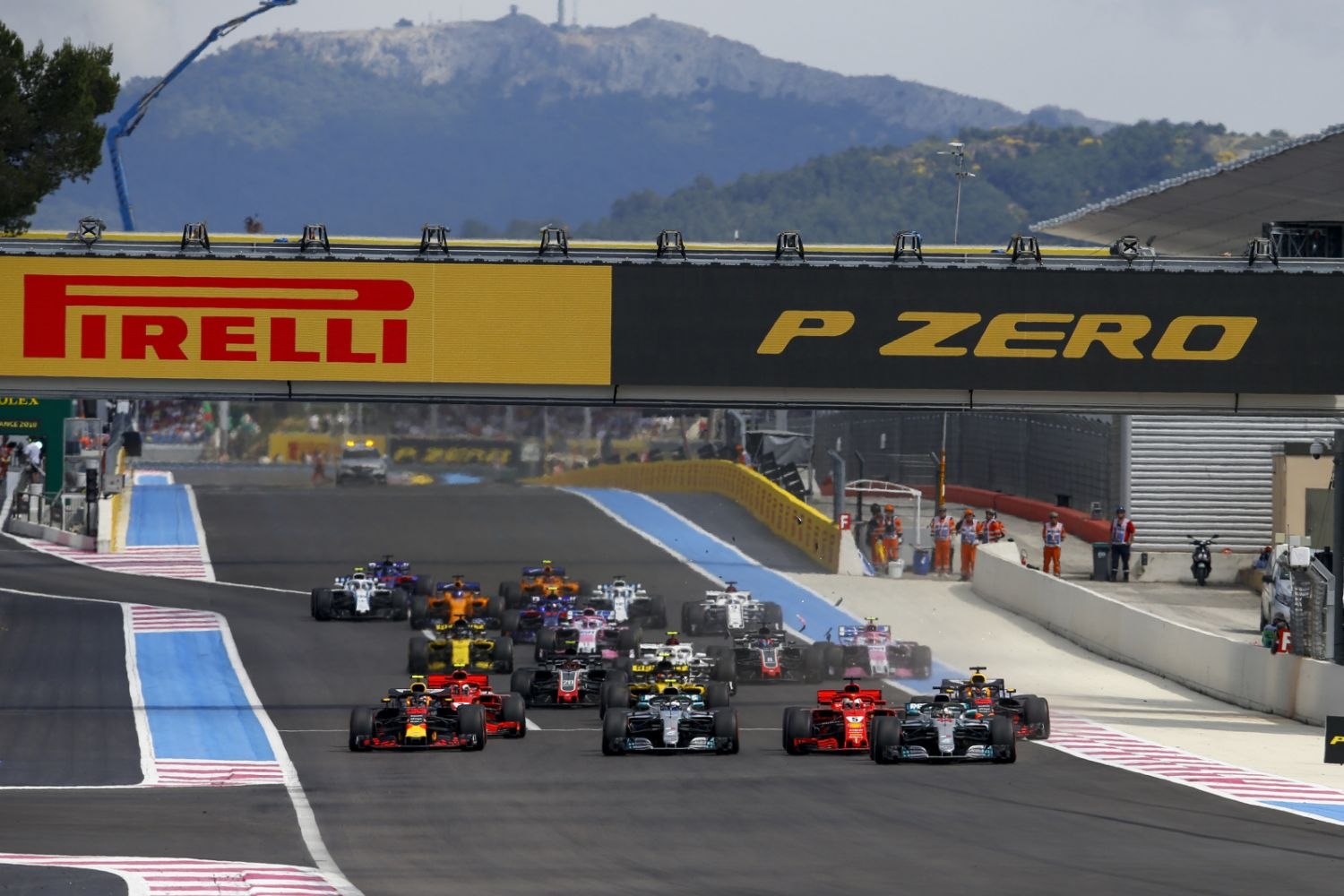 Accord de grande envergure entre la F1 et Amazon