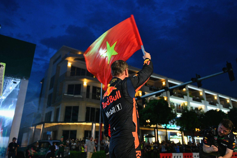 © Red Bull- Le circuit d'Hanoï sera au calendrier dès la saison 2020