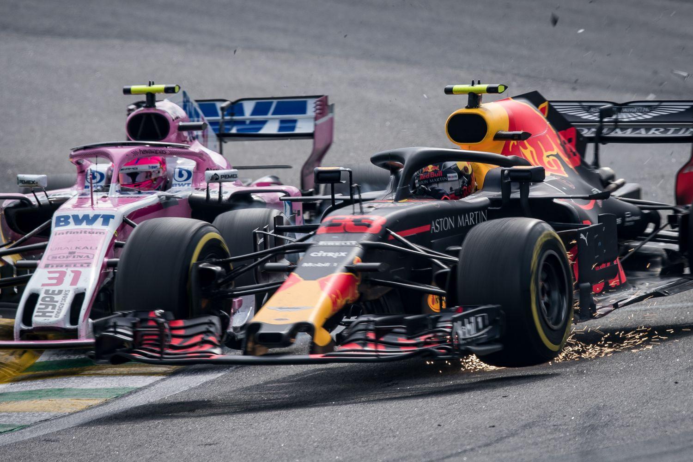 © Red Bull - L'image de ce Grand Prix du Brésil