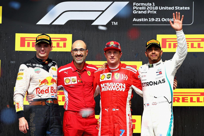 Kimi Raikkonen n'avait plus gagné avec Ferrari depuis 2009