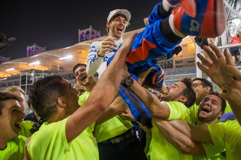 © Getty Images / Red Bull Content Pool - Une 4ème place au goût de victoire pour Pierre Gasly