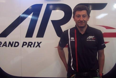 © Alexandre Lepère / Motors Inside - Sébastien Philippe nous présente l'équipe ART Grand Prix