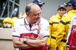 © Alfa Romeo - Fred Vasseur continue à avoir une oeil sur Charles Leclerc