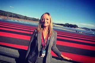 © Circuit Paul Ricard - Marine Deloffre et son équipe de communication sont très occupés à quelques jours du GP de France de F1