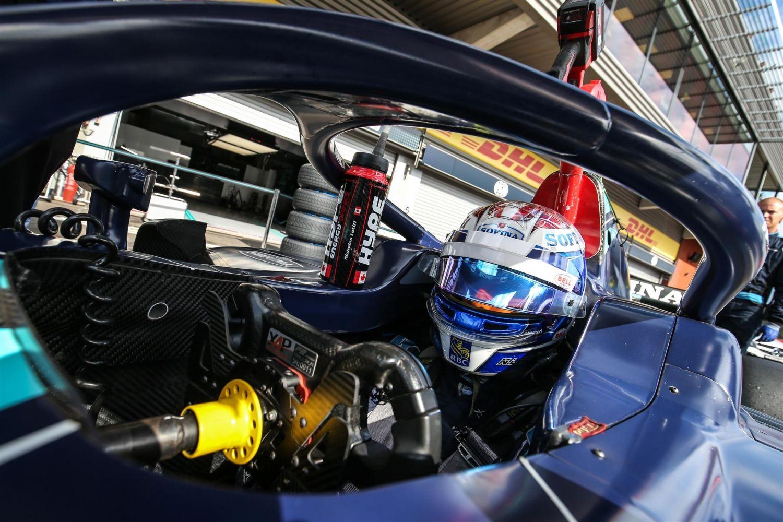 © Dams Racing - Le Canadien décroche sa première victoire de la saison