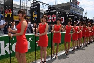 © DR - C'est la fin des grid girls en F1