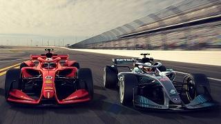 Le look des F1 en 2021 ?