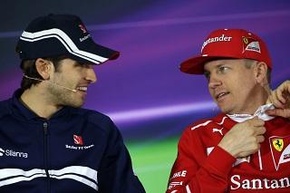 © F1 - Giovinazzi et Raikkonen, le duo Sauber en 2019 !