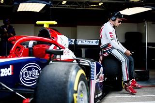 © FIA F2 - La F2 tient son Superman !