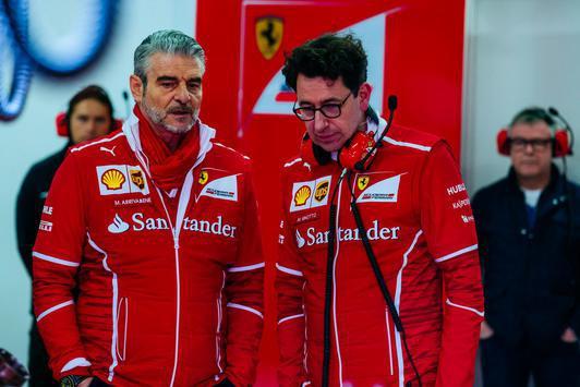© Scuderia Ferrari - Que va décider Maurizio Arrivabene pour son prochain line-up de pilotes ?