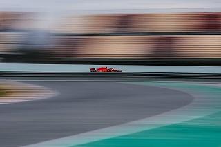 © Ferrari - La saison est belle est bien lancée !