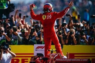 © Ferrari - Raikkonen sur la plus haute marche du podium en 2018