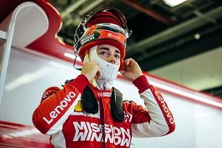 © Ferrari - Leclerc est déjà le plus rapide !