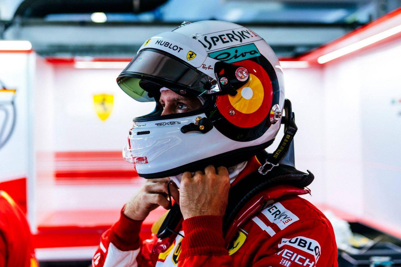Vettel partira de plus loin encore sur la grille à Austin