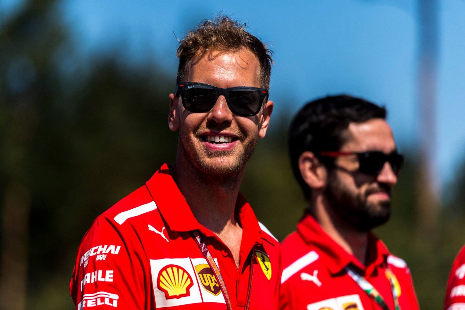 © Scuderia-Ferrari - Le pilote Allemand prend une option avant les qualifications