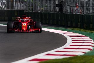 Une deuxième place qui n'aura pas suffit à Vettel