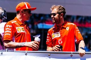 © Ferrari - Les Ferrari aurait pu en faire plus ce dimanche ?